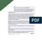Mabanta Response to VF Fact Check