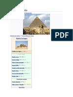 Antiguo Egipto sintesis