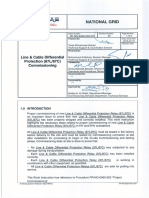 WI-NG-6460-002-072 Work Instruction for Line & Cable Differential Protec...
