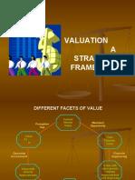 Valuation Framework
