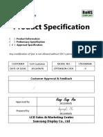 Samsung LCD pannel LTI550HN08