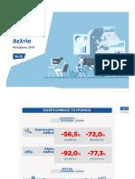 ΙΝΣΕΤΕ - Στατιστικό Δελτίο Νοέμβριος 2020