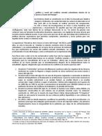 04 Contextualización Histórica, política y social del conflicto armado colombiano dentro de la experiencia