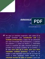 5. Emmanuel Kant II