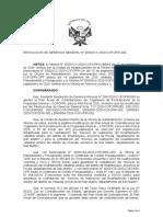 RESOLUCION GG -SEPTIMA MODIFICACION AL PAC 2020