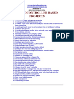 Embedded Projects