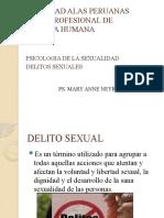 CLASE 4 DELITOS SEXUALES
