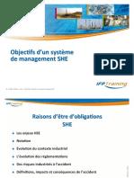 M17-02a  Objectifs système management SHE