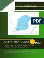 Laporan Hidrologi Pt. Pusaka Jaman Raja
