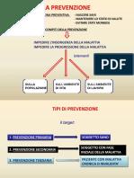 8 Tipi di prevenzione 2M