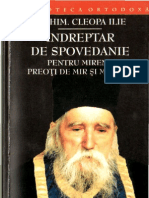 Cleopa Ilie - Indreptar de Spovedanie