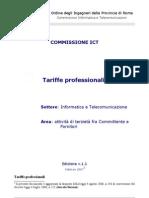 Tariffe Professionali  v1.1