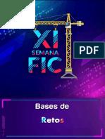RETOS XI SEMANA FIC