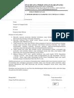 Surat Pernyataan Bebas Narkoba (2)