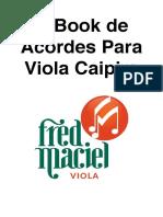 E-Book de Acordes Para Viola Caipira-COMPRIMIDO