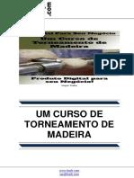 Um Curso de Torneamento de Madeira