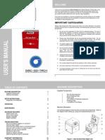 DISC-GO-DEVIL Manual