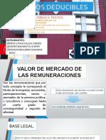 Diapositiva Completa de Gastos Deducibles