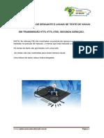 Áreas críticas de desgaste e locais de teste de vácuo   GM TRANSMISSÃO 6T70