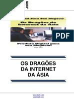 Os Dragoes Da Internet Da Asia