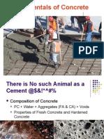 Fundamentals of Concrete2010