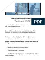 10+Word+of+Mouth+Marketing