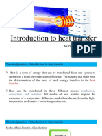 5MA039 - Introduction to heat transfer