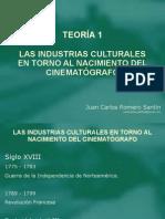 01 TEORÍA INDUSTRIAS CULTURALES