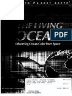 Mission to Planet Earth The Living Ocean Observing Ocean Color from Space