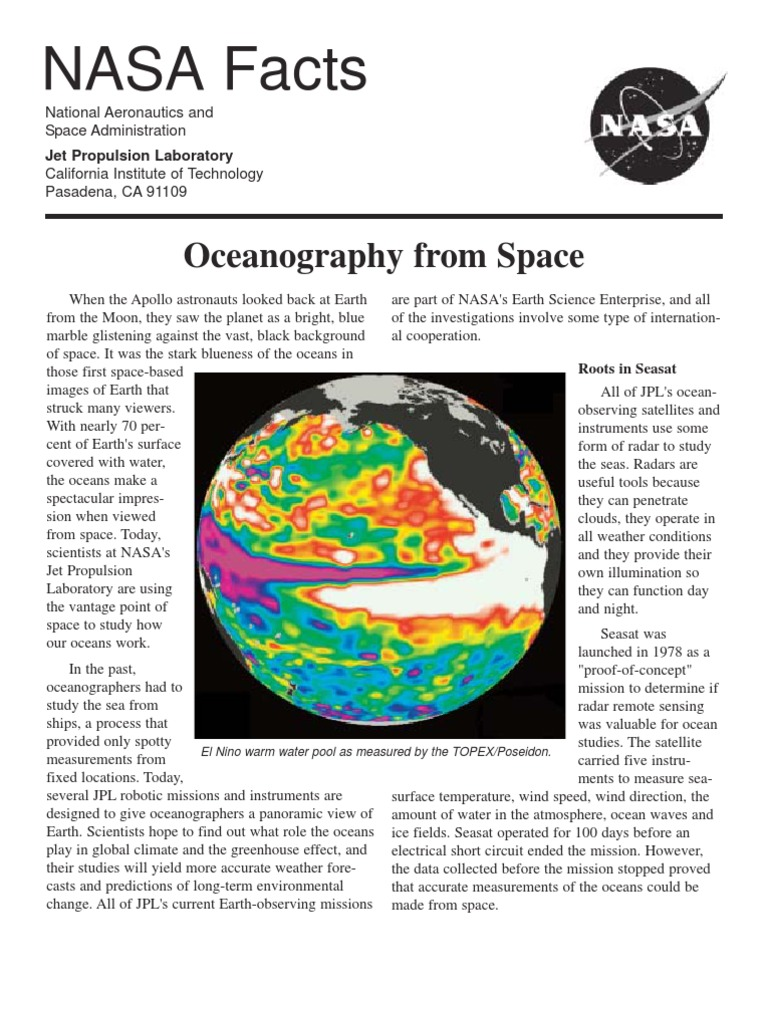 nasa oceanography - photo #29