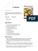 Melt in Your Mouth Potatoes - Let's Dish Recipes