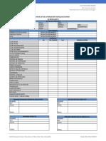 FO-PRYMA-007-0 Check List Autorización Vehiculos Livianos