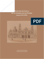 Maestros de capilla-Catedral de Las Palmas