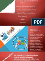 Unidad N°1. Interfaz de Microsoft PowerPoint 2010