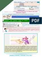 FICHA DE APRENDO EN CASA-5º GRADO-DPCC - copia