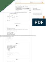 Solved Use (a) mesh equations and (b) Thévenin's theorem to fi  Cheggcom