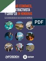 fosdeh-2020-ilusionismo-economicoIlusionismo Económico, Modelo Extractivista y Covid-19 en Honduras