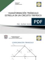 TRIANGULO - ESTRELLA