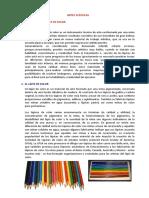 4. TECNICA DE LÁPICES DE COLOR