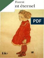 L'Enfant éternel by Forest Philippe