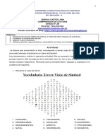 Guía de español e inglés
