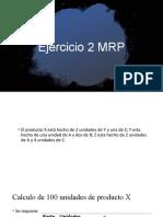 MRP ej2