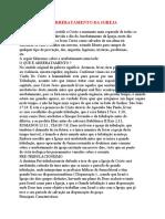 O ARREBATAMENTO DA IGREJA.doc