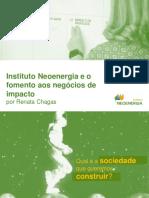 Apresentação Renata Chagas - Neoenergia