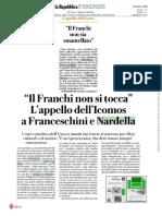 L'appello di ICOMOS INTERNATIONAL a Nardella e Franceschini