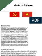 Dictatoria in Vietnam