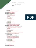 Roteiro Prático de Anatomia Humana I
