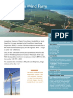 North Cape Wind Farm