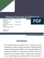 Sistema Nacional de Habitação - Apresentação em Slides.pptx