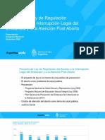 Presentación ministro González García   IVE 2020